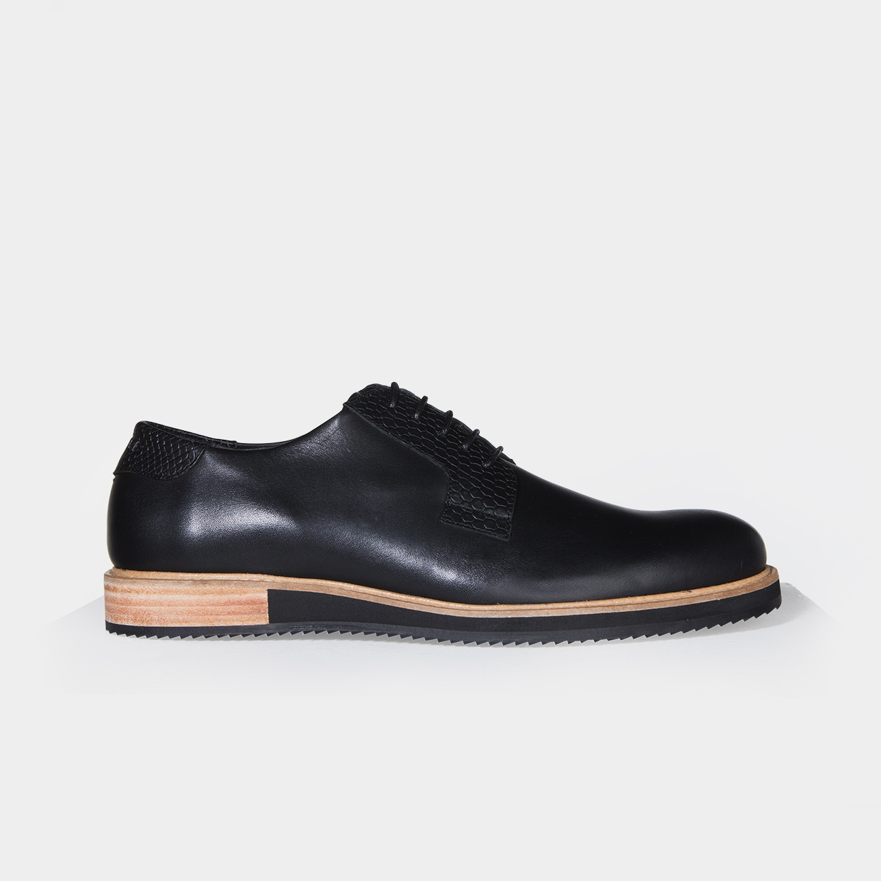Subtle - Derbies alpha low - noir