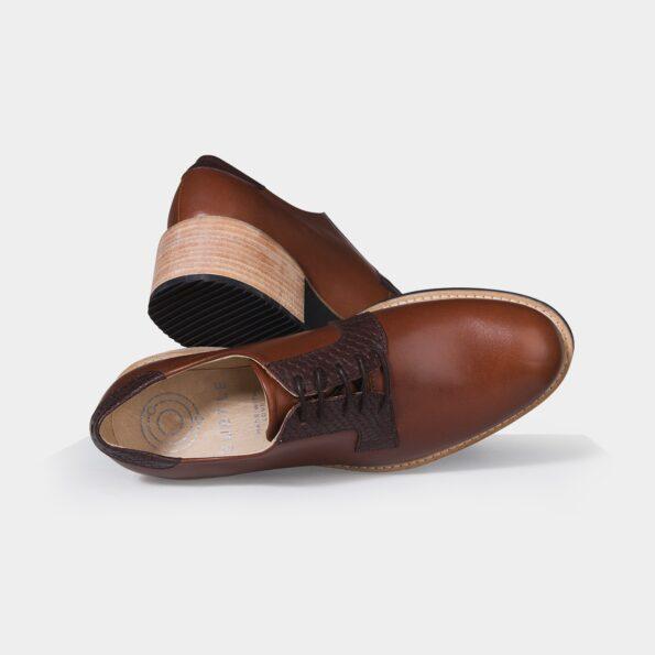 derby-cuir-marron-femme-semelle-gomme-595x595