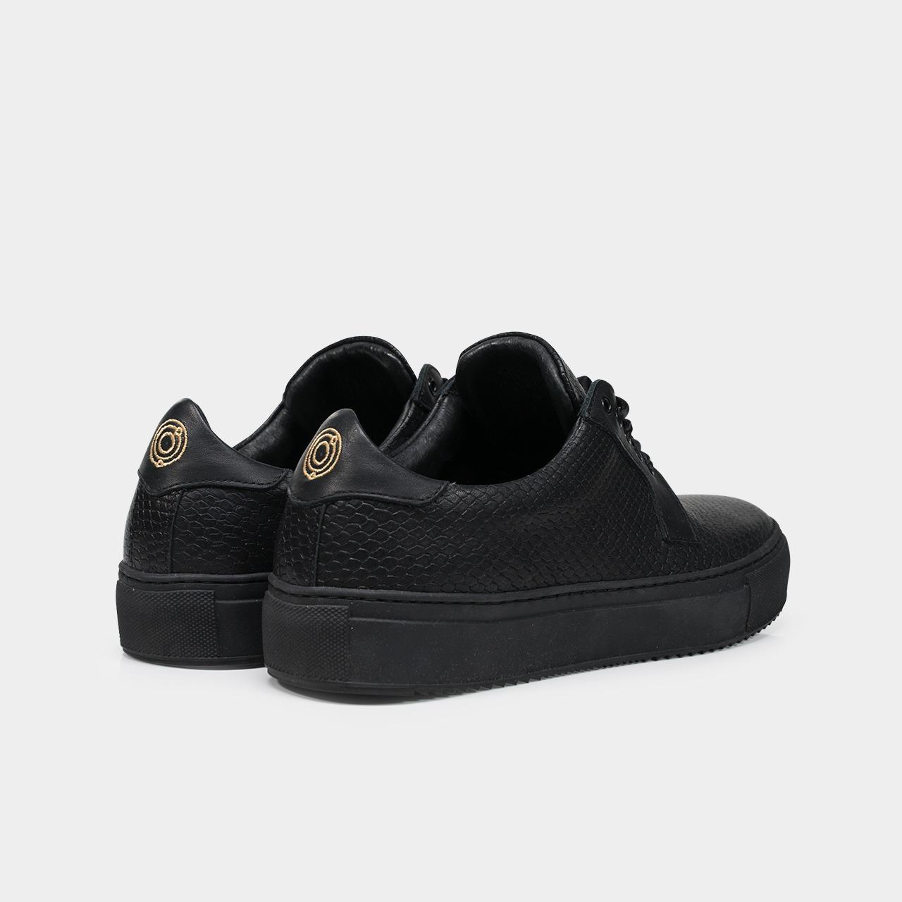 Sneaker delta sport - full black - Subtle num 2