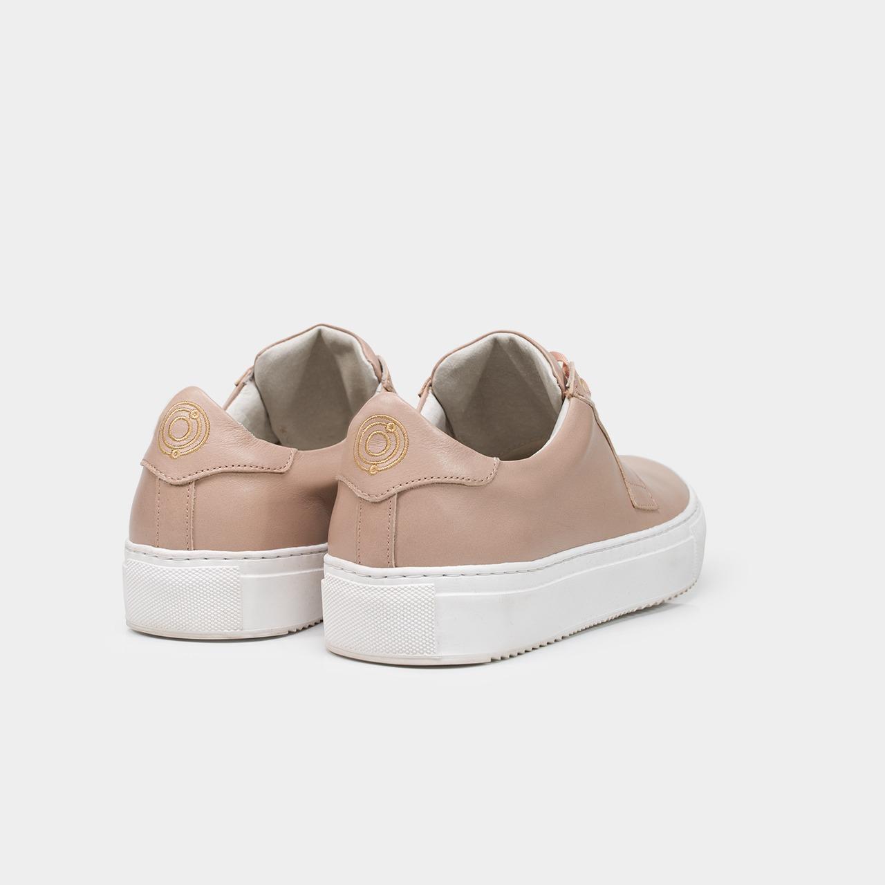 Sneaker delta sport - nude - Subtle num 2