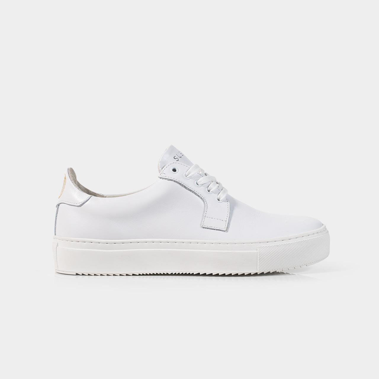 Subtle - Sneaker delta sport - white