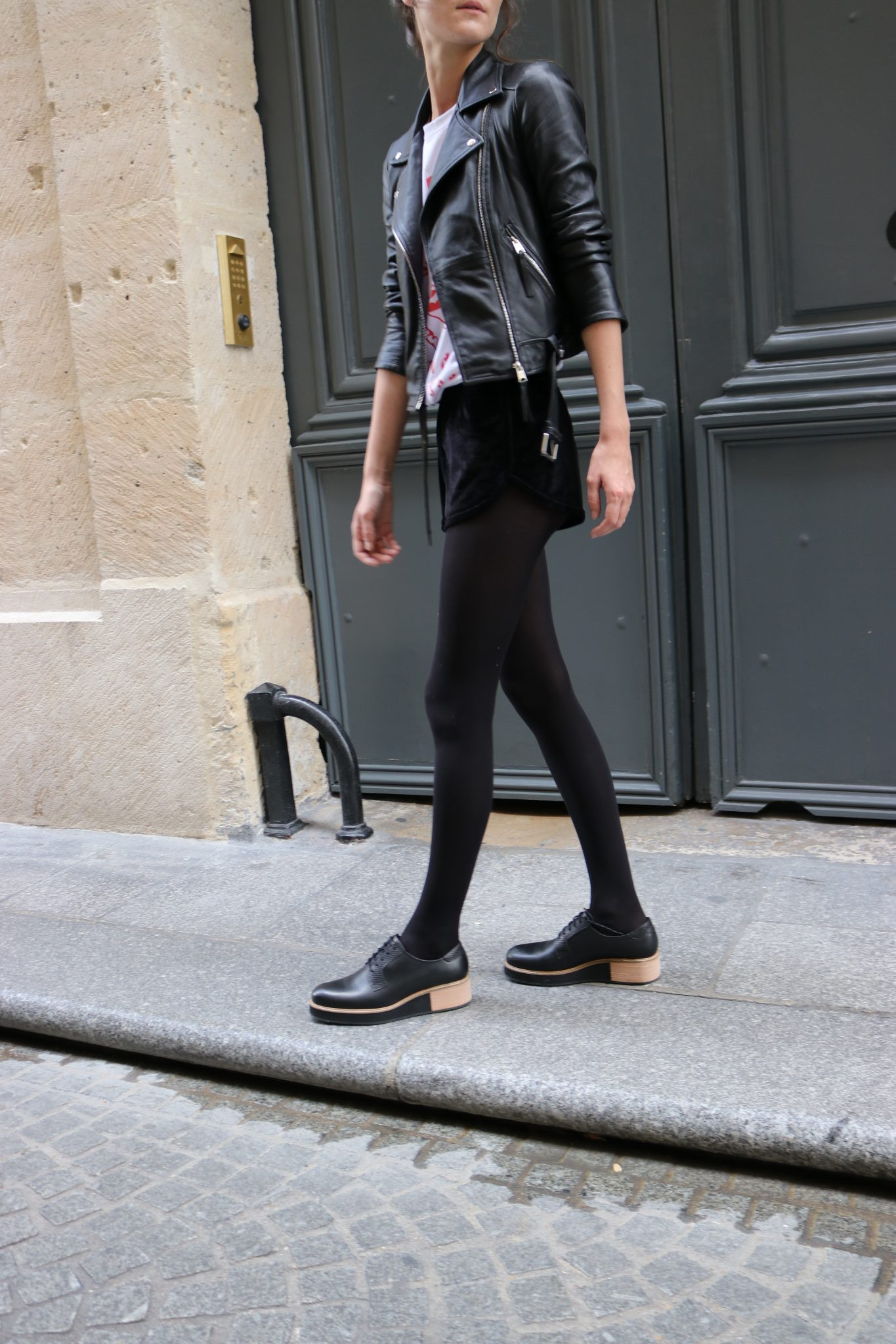 Subtle Street Style #8 : Paris Insider, Subtle Shoes
