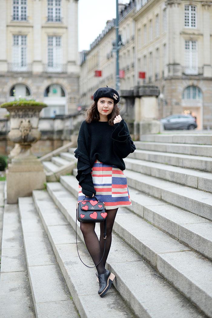 Subtle Street Style #9 : Juliette Kitsch, Subtle Shoes
