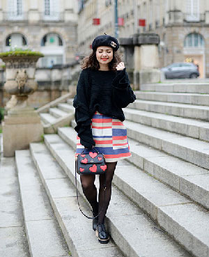 Fashion-blogger-platform-derbies-shoes Street Style