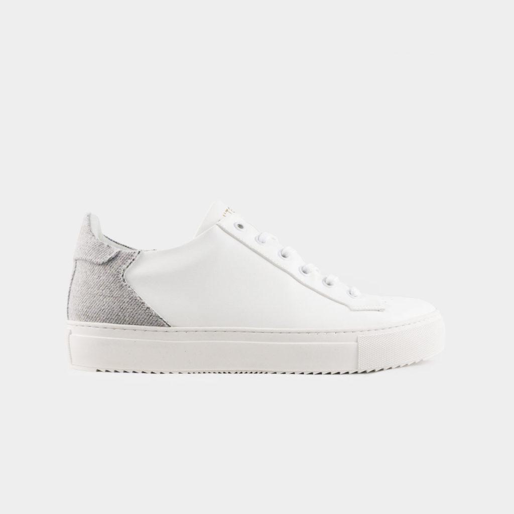 vegan white tennis shoes