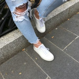 Look Pauline Sneakers vegan Epsilon lino