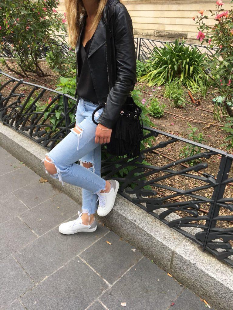 Street Style Pauline Basket vegan Epsilon