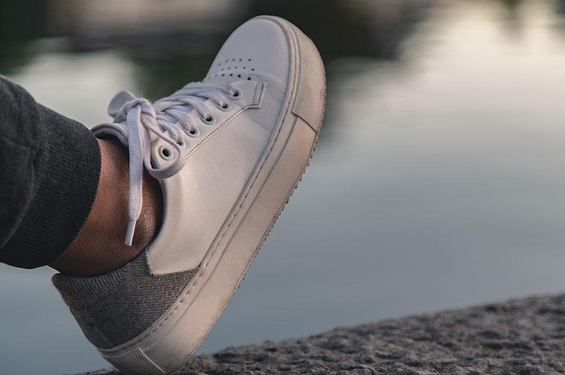 Nettoyer chaussure vegan