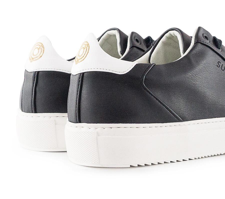 chaussure noir vegan
