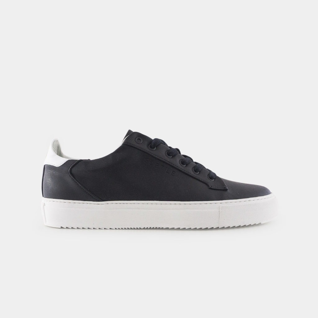 Black vegan shoes