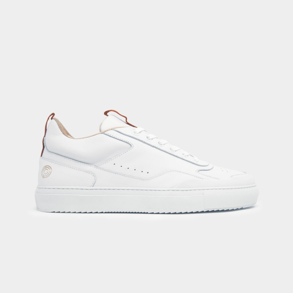 Sigma   Subtle Shoes - white sneakers