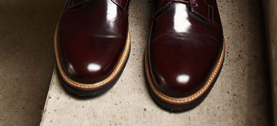 cirer ses chaussures en cuir. Conseils